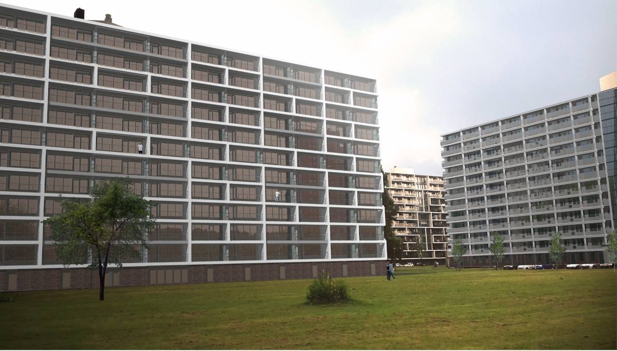 Prinsessenflats in Prinsenland